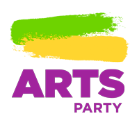 Arts-Party-Logo-Transparent-Separates