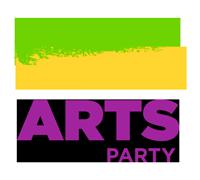 Arts-Party-Logo-Transparent-Separates