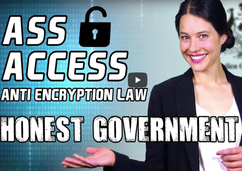 Anti Encryption Law