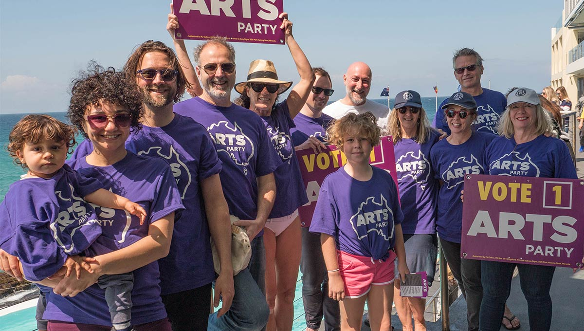 A New Start For The Arts Party