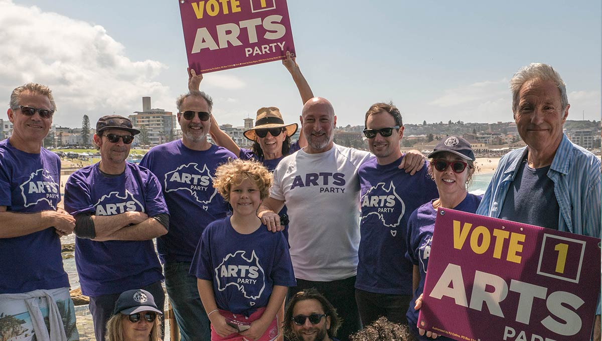 Barry Keldoulis Standing As Arts Party Candidate in Wentworth By-Election
